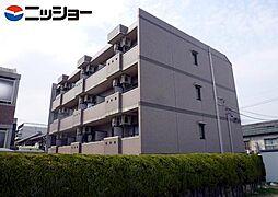 ウィステリア辰巳[4階]の外観
