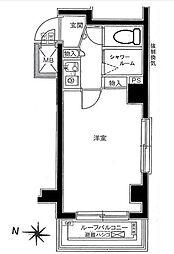大塚ダイカンプラザ[5階]の間取り