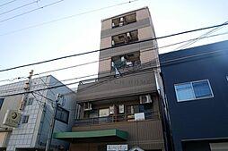 大阪府東大阪市長堂2の賃貸マンションの外観