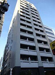 東京都中央区日本橋茅場町3丁目の賃貸マンションの外観