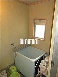 GIFU長住ビルの日々の疲れを癒すバスルームです。