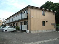 ロイヤルガーデン永田A棟[2階]の外観