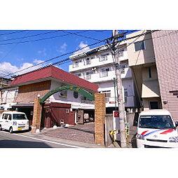 福岡県久留米市櫛原町の賃貸マンションの外観