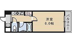 エスポワール昭和町[305号室]の間取り