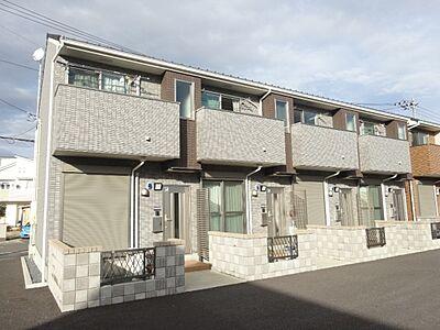 外観,2LDK,面積70.82m2,賃料7.6万円,つくばエクスプレス みらい平駅 徒歩12分,,茨城県つくばみらい市陽光台