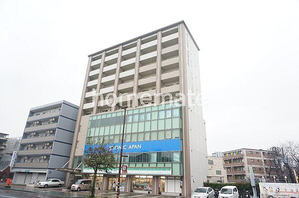 熊本県熊本市中央区大江6丁目の賃貸マンション