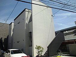 兵庫県尼崎市昭和通2丁目の賃貸アパートの外観