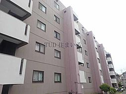 中銀新青木公園団地9号棟[2階]の外観