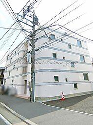 神奈川県藤沢市辻堂新町1丁目の賃貸マンションの外観