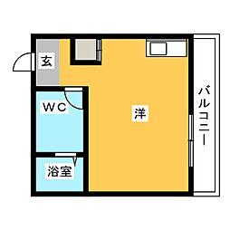 仮)港区新川町II[2階]の間取り