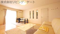 甲府市西田町 平成24年築注文住宅 防音室完備 敷地75坪 建物 3LDKの居間