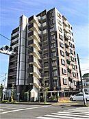 平成19年6月築の総戸数36戸・平成築マンション。