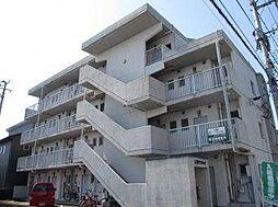 IMマンション[1階]の外観