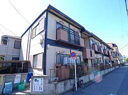 櫻シティA棟[1階]の外観