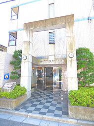 埼玉県川口市芝新町の賃貸マンションの外観