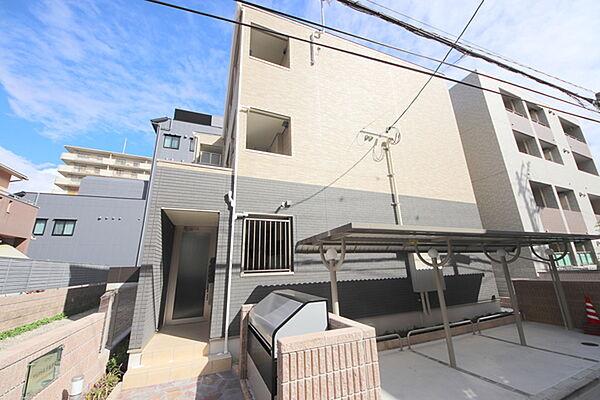 アルドゥル三条奈良II 2階の賃貸【奈良県 / 奈良市】