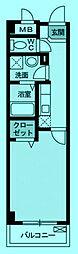 フェリーチェ宮崎台[1階]の間取り