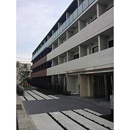 プレール・ドゥーク元住吉[4階]の外観