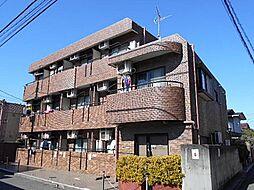 東京都世田谷区祖師谷1丁目の賃貸マンションの外観
