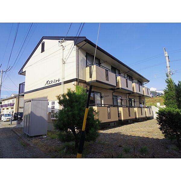 パエス・ミューレ 1階の賃貸【長野県 / 上田市】