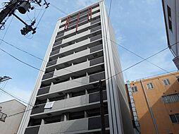ライジングコートベイシティ西九条ノース[6階]の外観