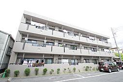 愛知県名古屋市天白区植田西1丁目の賃貸マンションの外観
