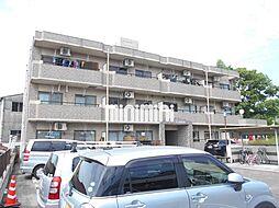 パレス水南[3階]の外観