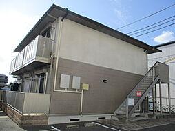 大阪府門真市柳田町の賃貸アパートの外観