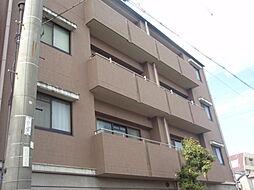 大阪府堺市西区鳳東町4丁の賃貸マンションの外観