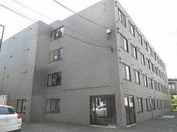 モスト豊平8・9[2階]の外観