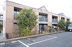 埼玉県川口市西立野の賃貸マンションの外観