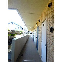 アビタシオンKII[1階]の外観