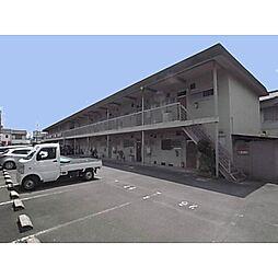 奈良県奈良市西大寺芝町2丁目の賃貸アパートの外観