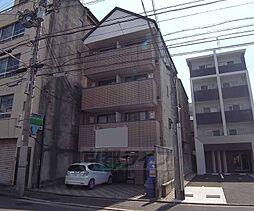 京都府京都市中京区神明町の賃貸マンションの外観