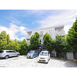 長野県千曲市大字屋代の賃貸マンションの外観