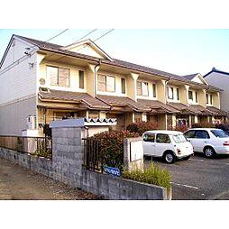 岐阜県各務原市蘇原沢上町3丁目の賃貸アパートの外観