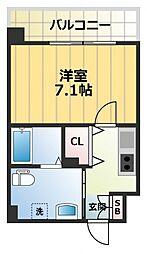 JPレジデンス大阪城東II[6階]の間取り