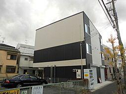 兵庫県尼崎市武庫之荘東2丁目の賃貸アパートの外観