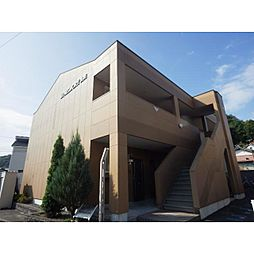 静岡県静岡市清水区船越2丁目の賃貸マンションの外観