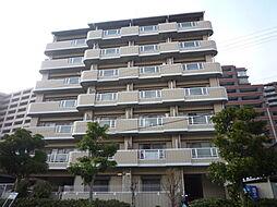 プリンスコート新高[2階]の外観
