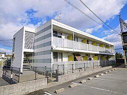 奈良県大和郡山市長安寺町の賃貸アパートの外観