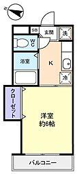 八千代台パーソナルハウス Part6[1階]の間取り