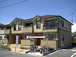 鹿児島県霧島市国分広瀬3の賃貸アパートの外観