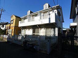 [テラスハウス] 千葉県松戸市八ケ崎3丁目 の賃貸【/】の外観