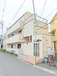 アパートメントリコ[3階]の外観