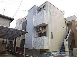 宮城県仙台市太白区泉崎1丁目の賃貸アパートの外観