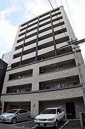 コーポYAHATAナンバ元町[8階]の外観