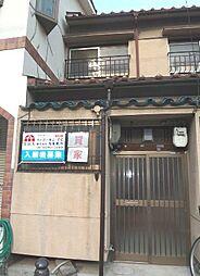 [テラスハウス] 大阪府大阪市住吉区南住吉3丁目 の賃貸【/】の外観