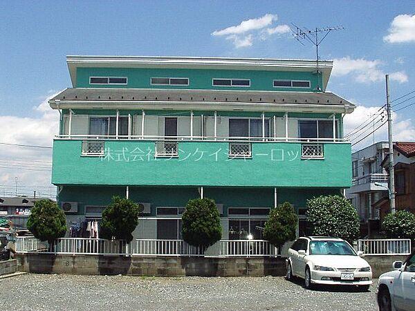 グリーンコーポ 1階の賃貸【東京都 / 立川市】