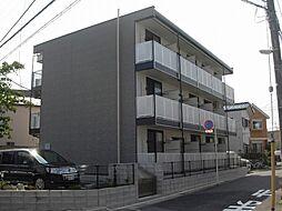 レオパレスカルナック[1階]の外観